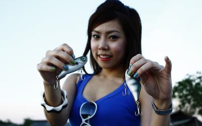 Evolution of Thailand's lure maker